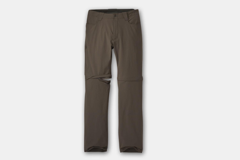 Men's – Ferrosi Convertible Pants – Mushroom (+ $7)