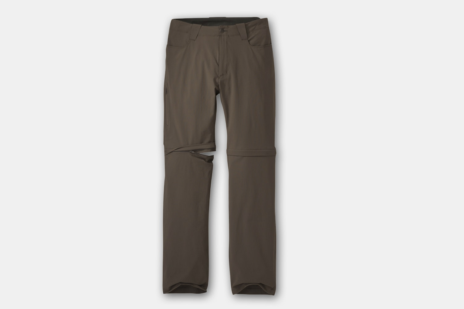 Men's – Convertible Pants - Mushroom