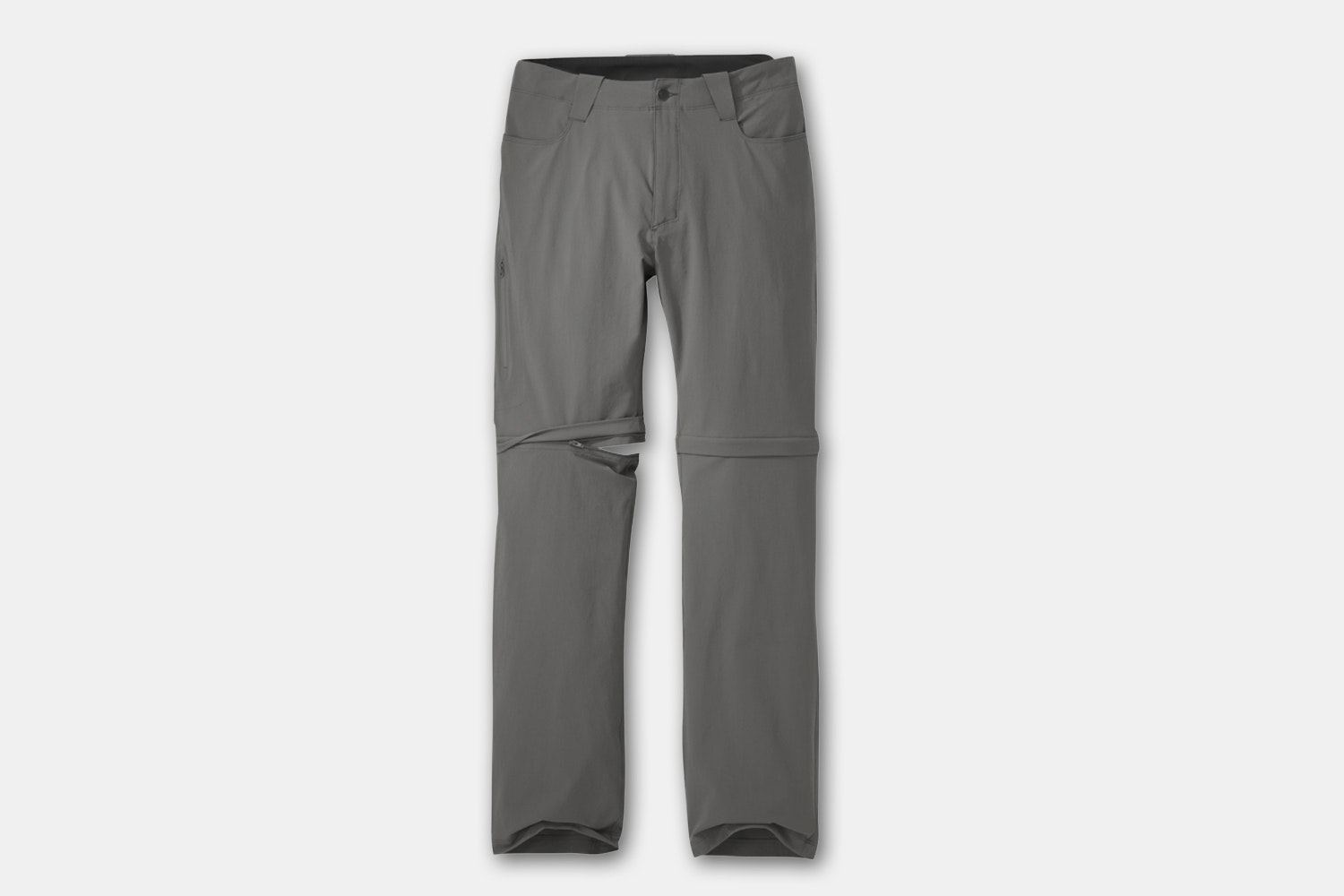 Men's – Convertible Pants - Pewter