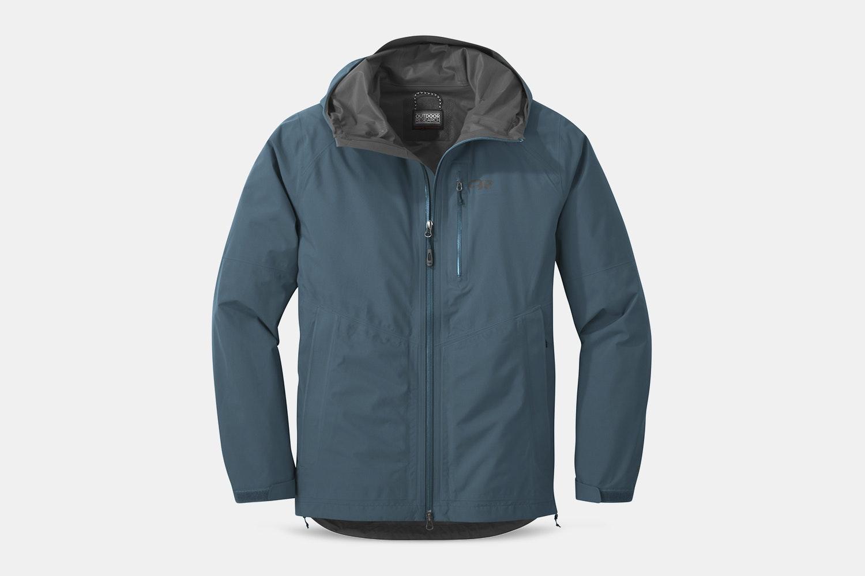 Men's – Foray Jacket – Peacock/Storm
