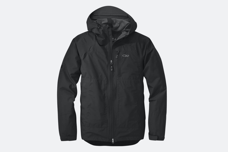 Men's – Foray Jacket – Black