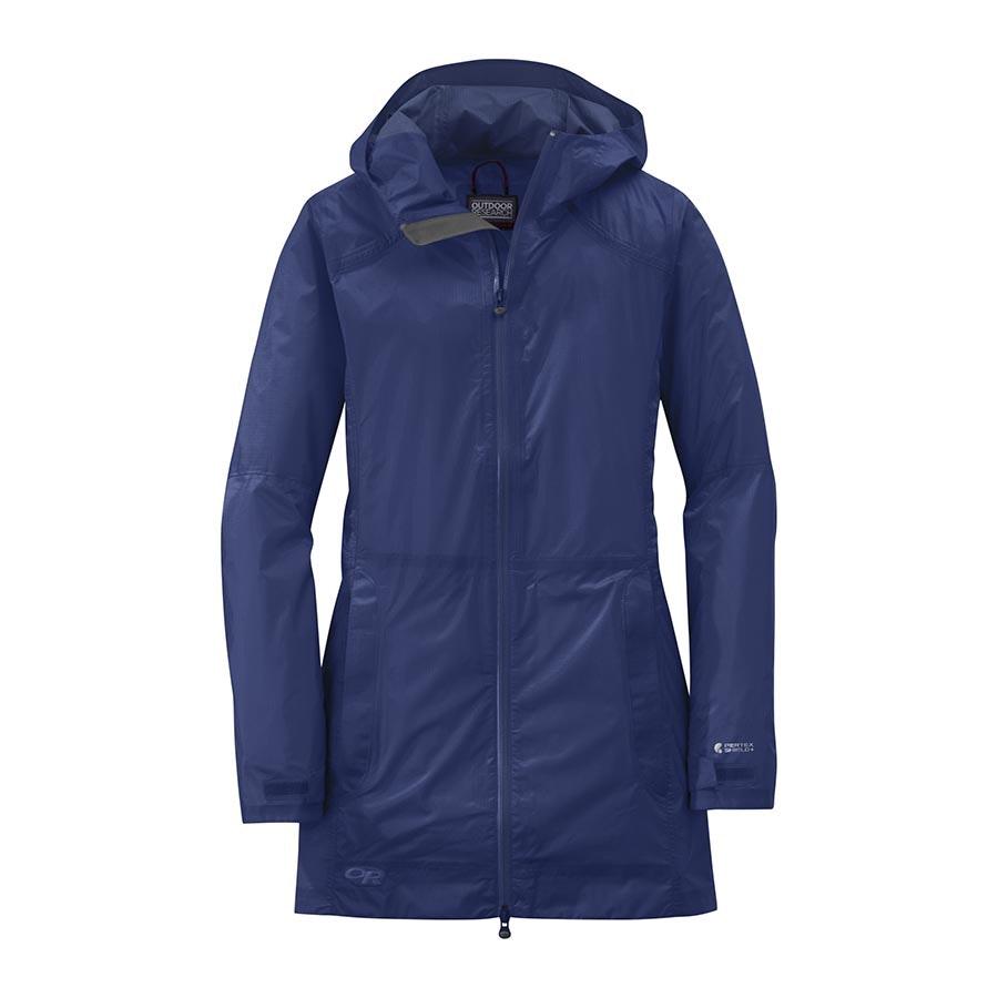 Women's Helium Traveler Jacket: baltic (- $10)