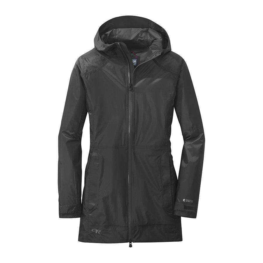 Women's Helium Traveler Jacket: black (- $10)