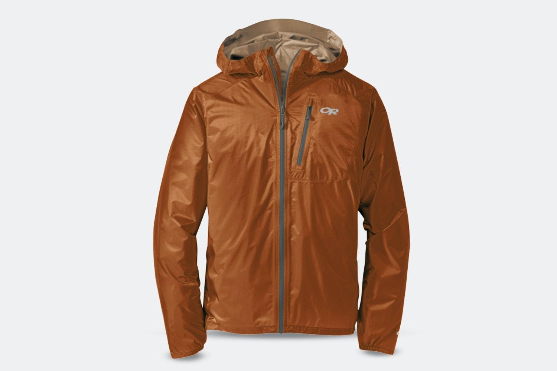 Men's Helium II Jacket - Ember/Charcoal