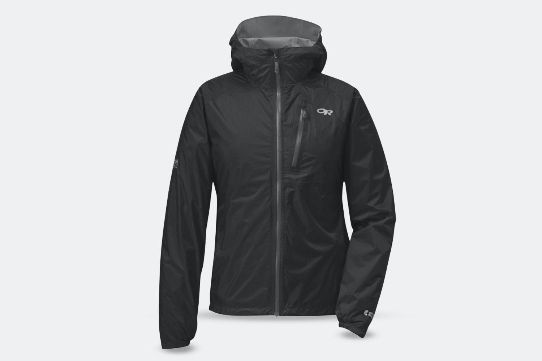 Women's Helium II Jacket - Black/Charcoal