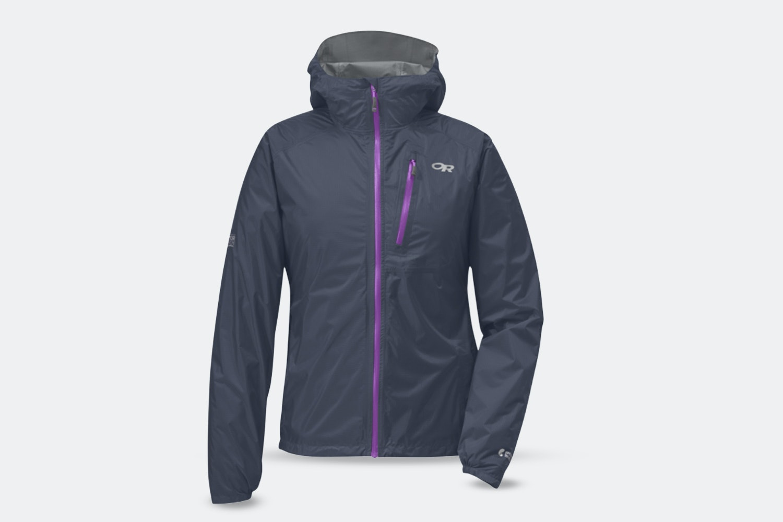 Women's Helium II Jacket - Night/Ultraviolet
