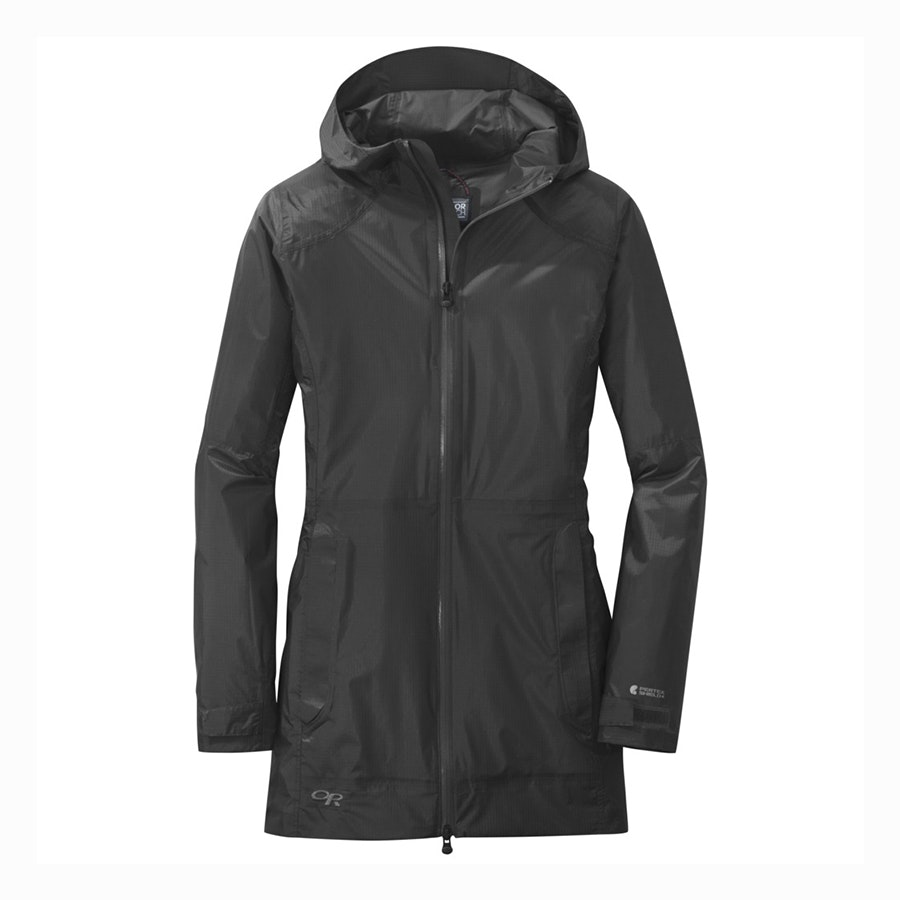 Helium Traveler jacket, Black