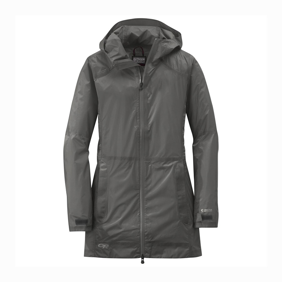 Helium Traveler jacket, Pewter