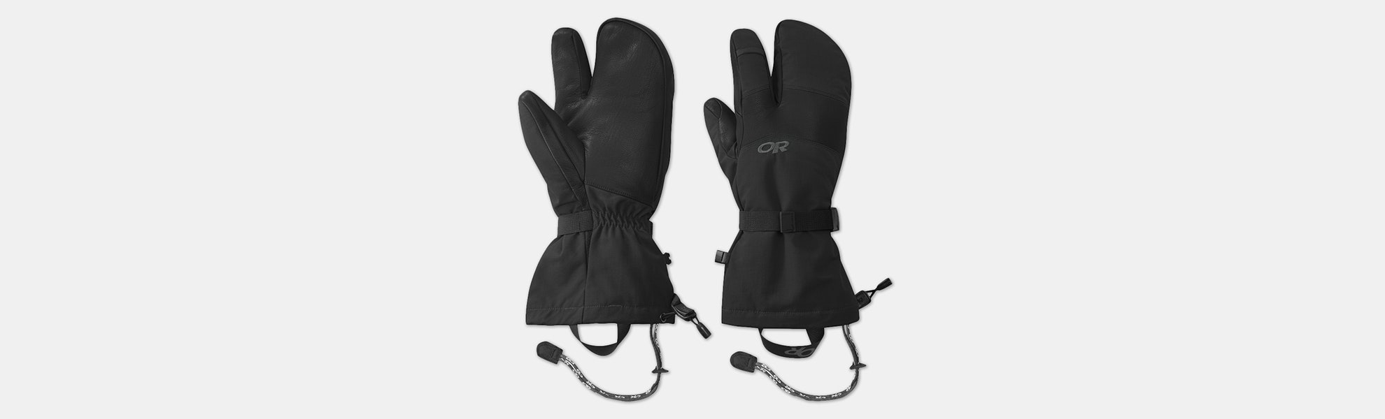 Outdoor Research Highcamp 3-Finger Men's Gloves