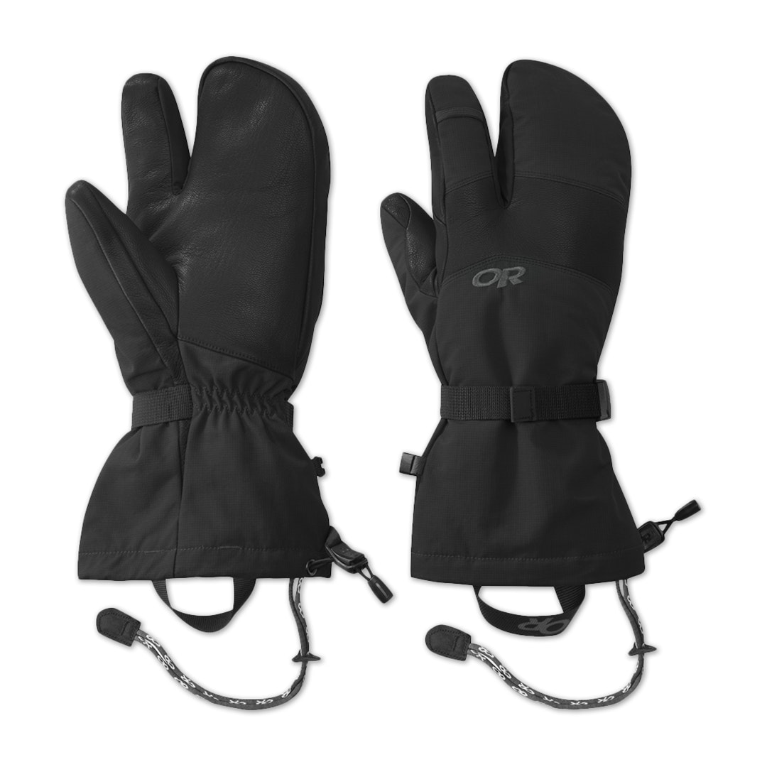 Outdoor Research Highcamp 3-Finger Men's Gloves