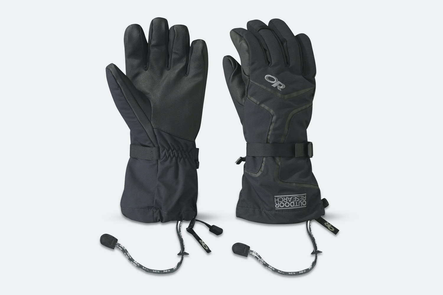 Men's – Highcamp Gloves –Black