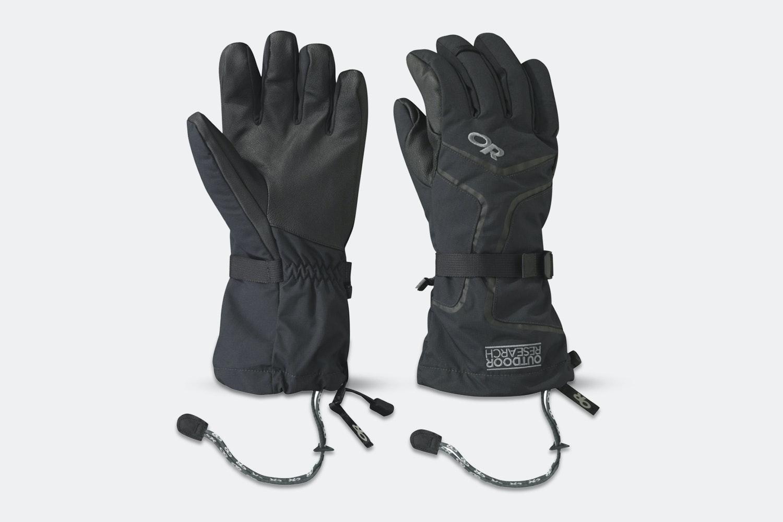 Men's – Highcamp Gloves –Black