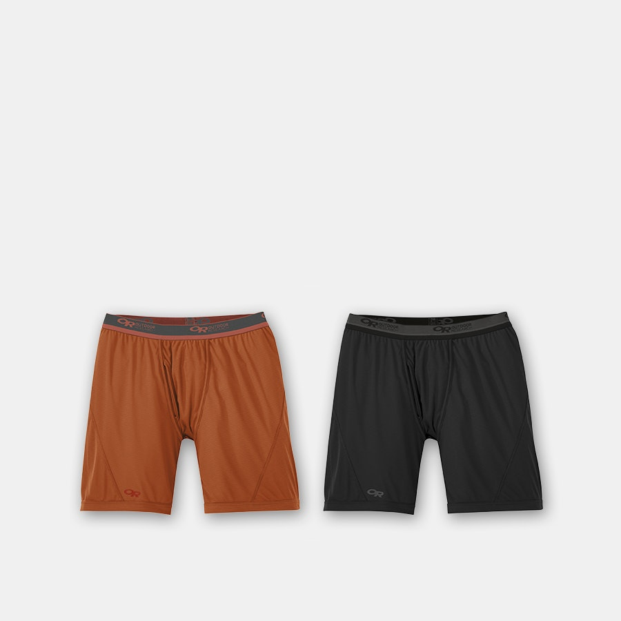 Outdoor Research Men's Echo Boxer Briefs (2-Pack)