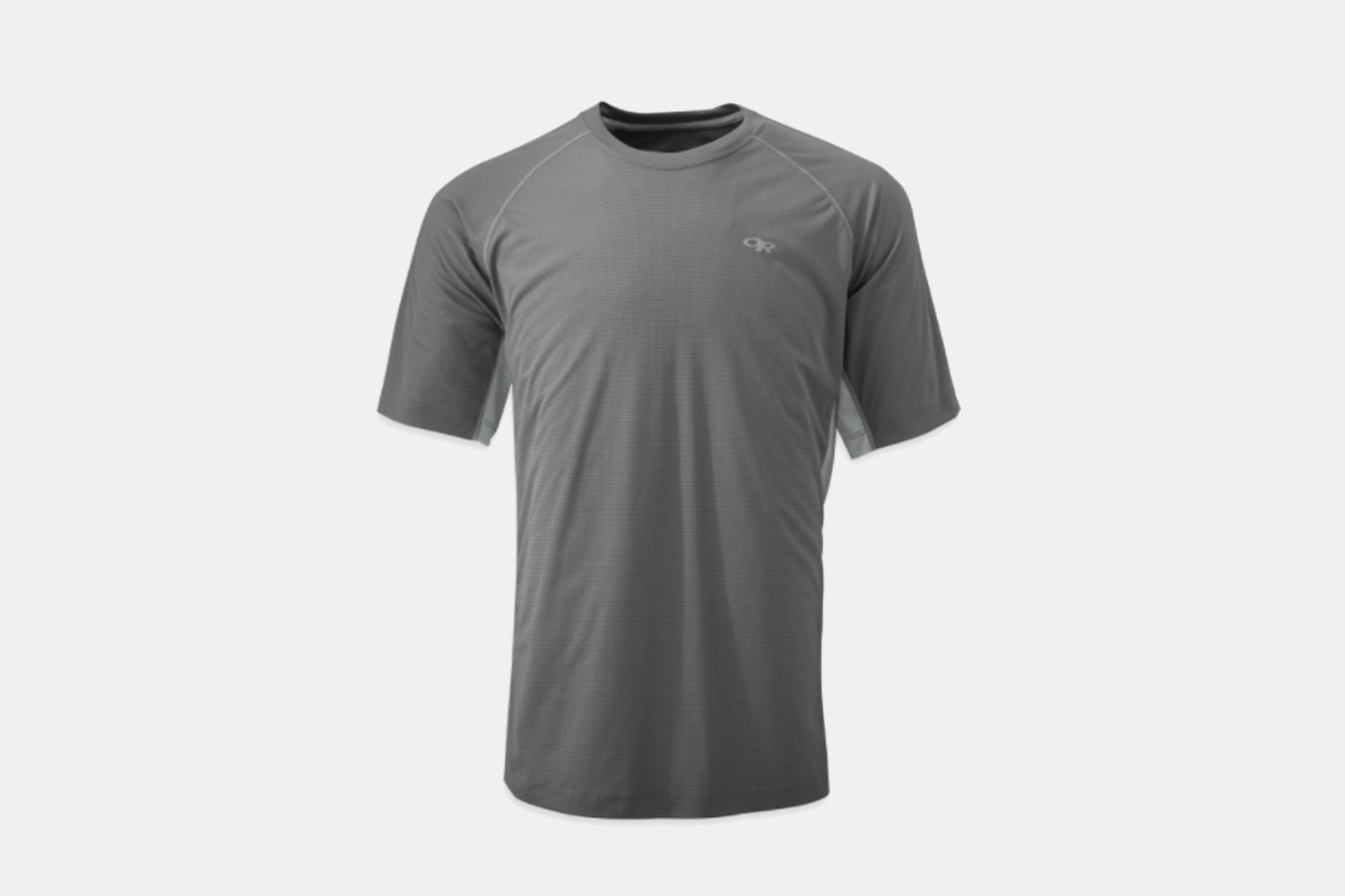 Echo Duo Tee – Pewter/Alloy