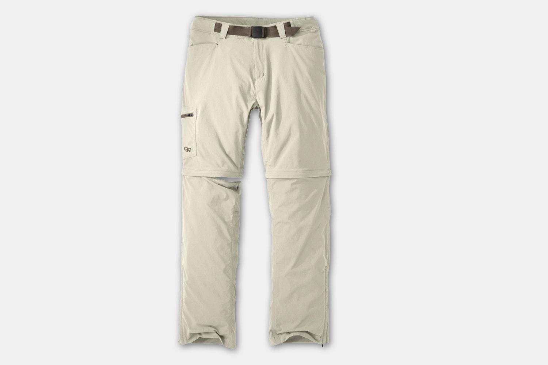 Equinox Convert Pants - Cairn