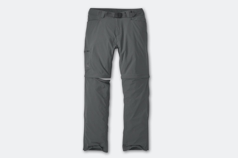 Equinox Convert Pants - Charcoal