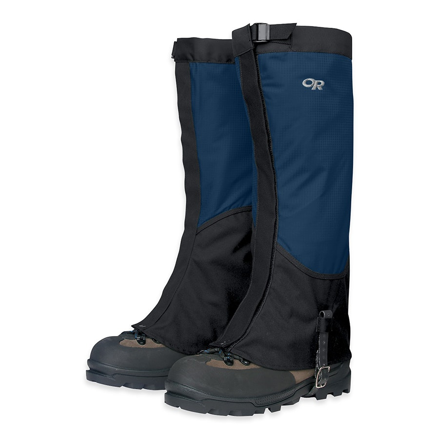 Men's Verglas Gaiters, Abyss