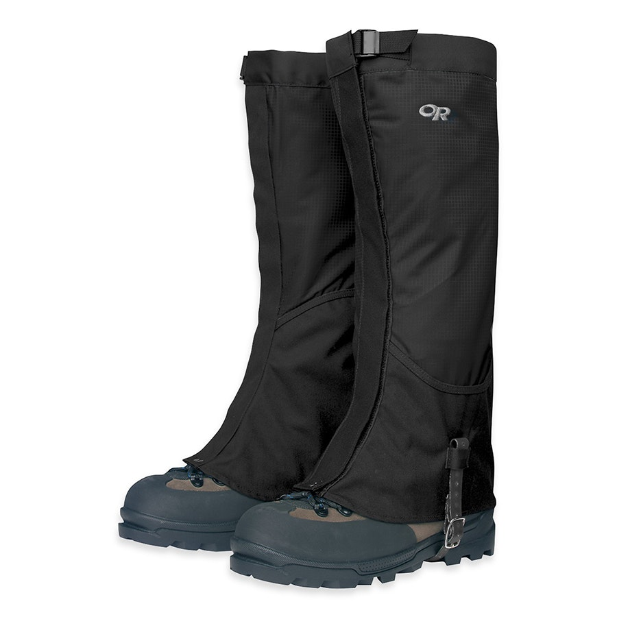 Men's Verglas Gaiters, Black