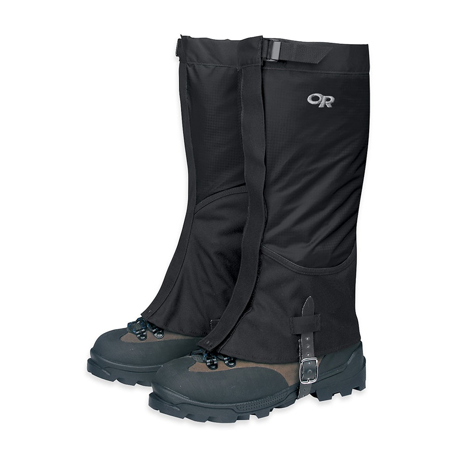 Women's Verglas Gaiters, Black