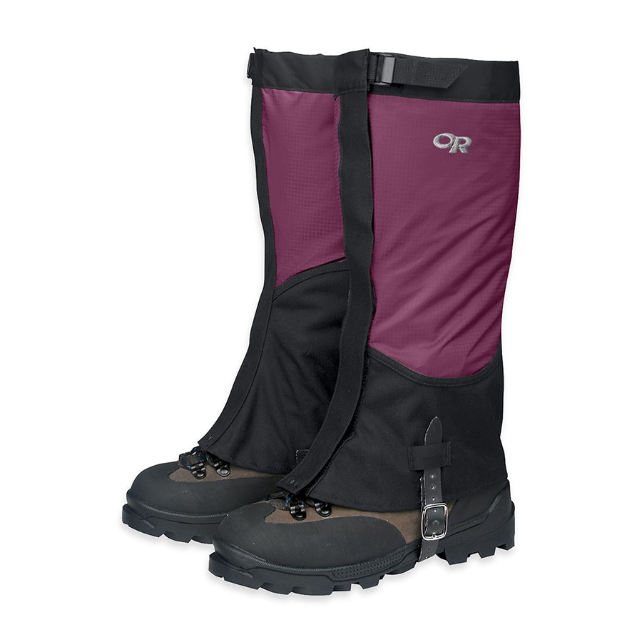 Women's Verglas Gaiters, Orchid