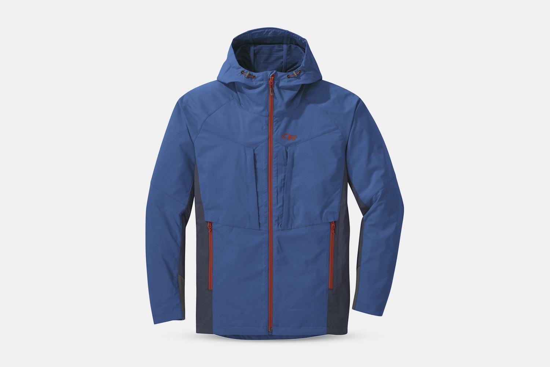 Men's – San Juan Jacket - Cobalt/Naval Blue