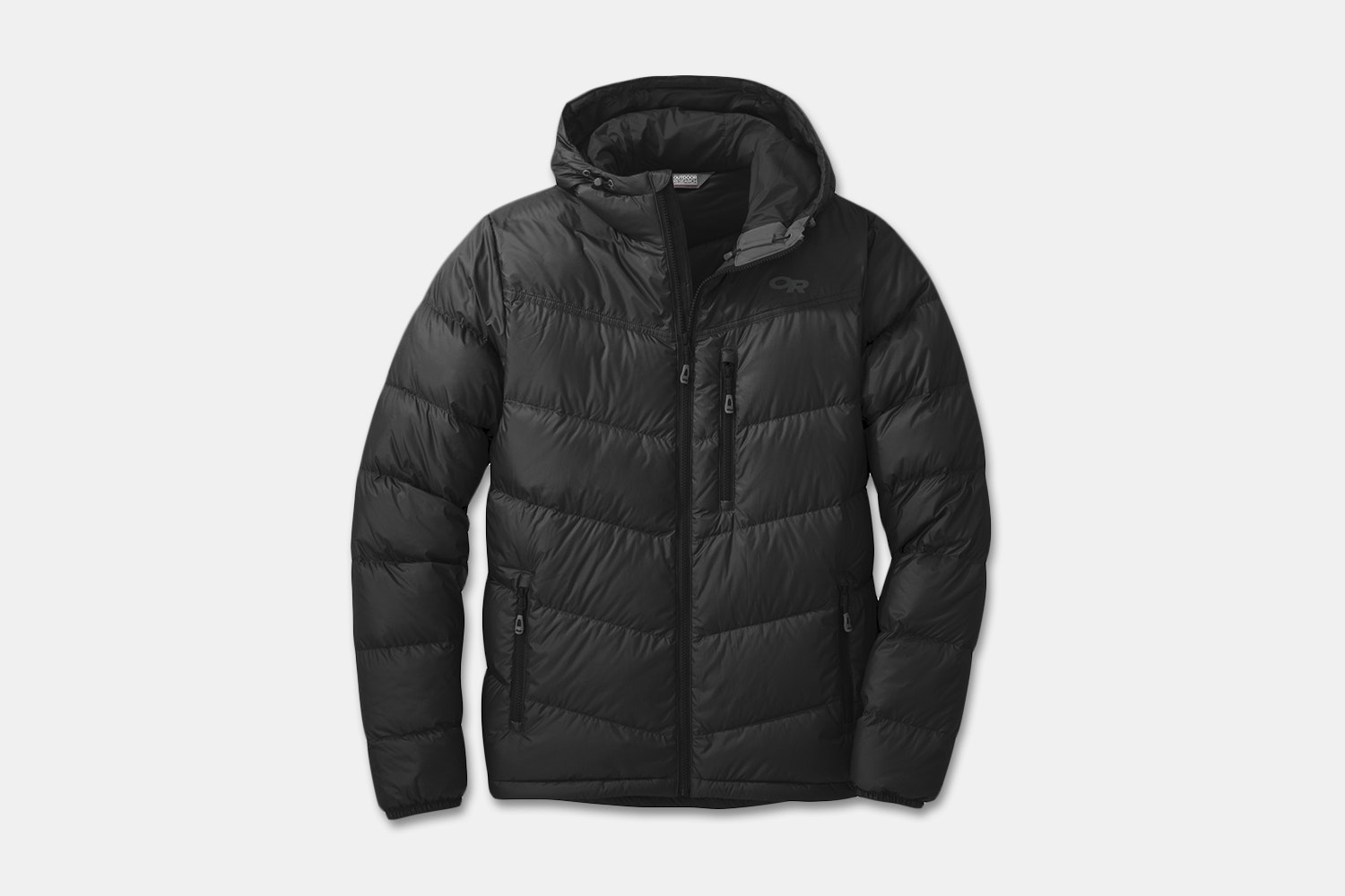Men's – Hoody – Black (+$20)