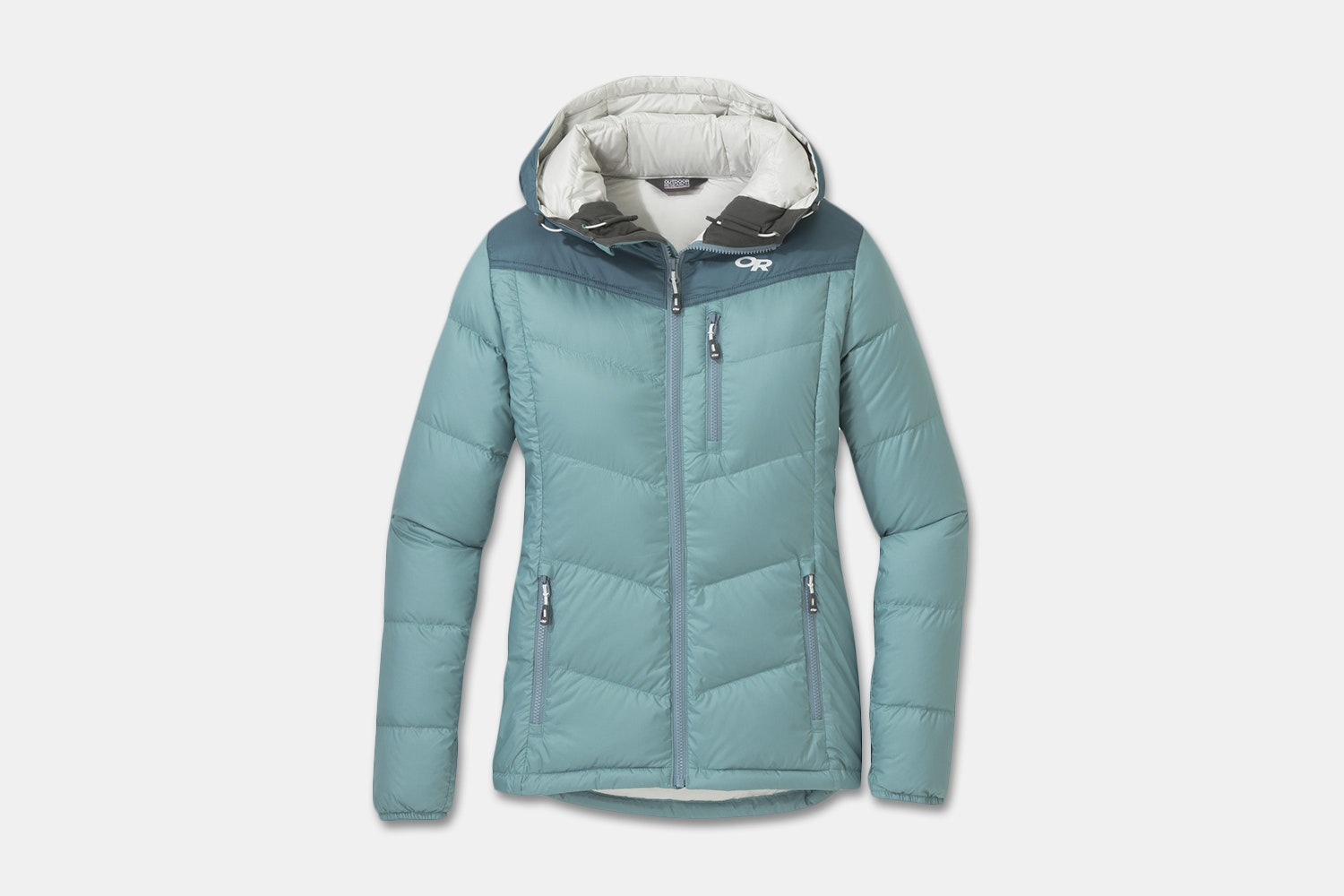 Women's – Hoody – Seaglass/Washed Peacock (+$20)