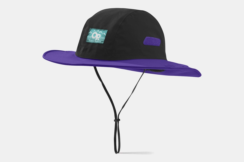 Seattle Sombrero Retro – Black/Purple Rain
