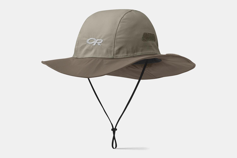 Seattle Sombrero –Khaki/Java