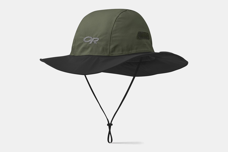 Seattle Sombrero –Fatigue/Black