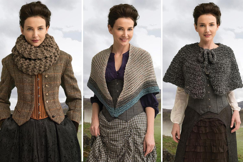 Outlander Yarn Kits