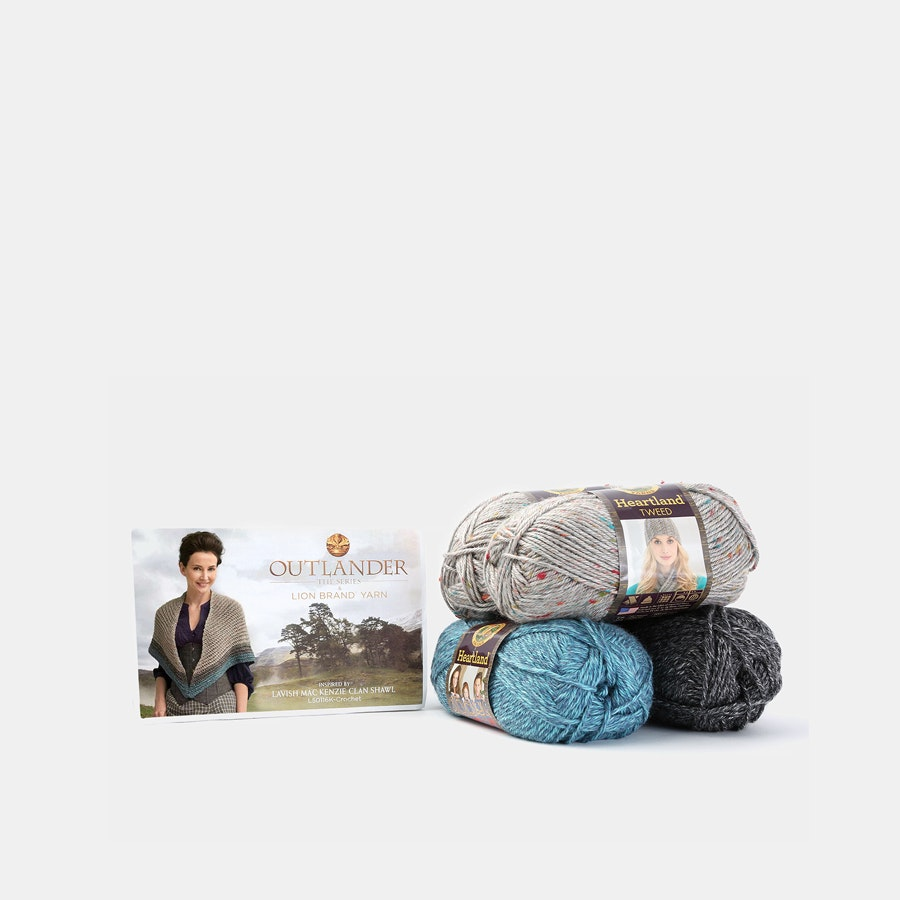Outlander Yarn Kits