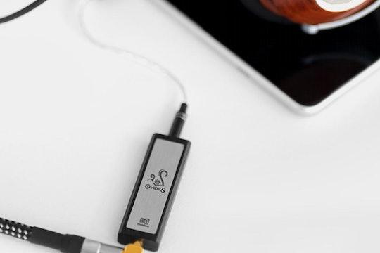 Ovidius B1 Portable Headphone Amplifier