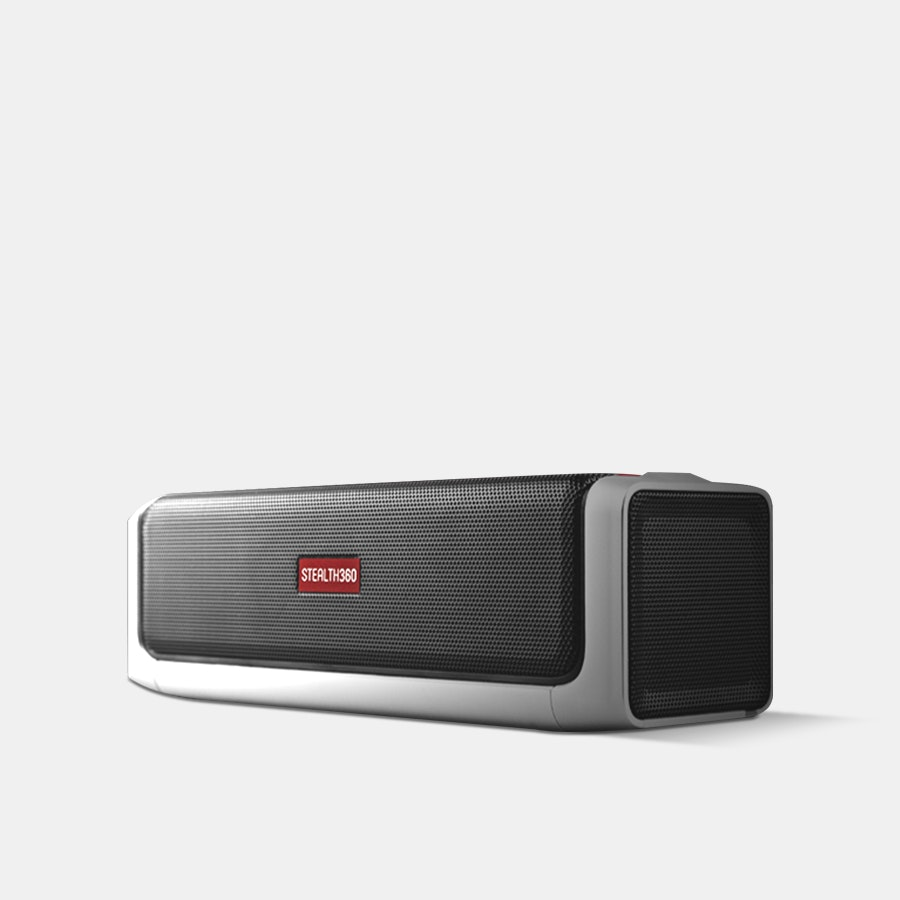 Owlee Stealth360 Bluetooth Speaker System