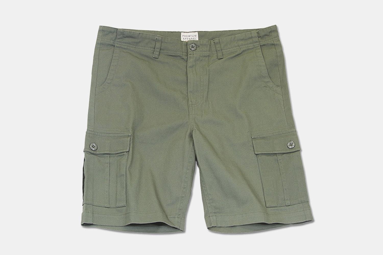 Cargo Shorts – Military