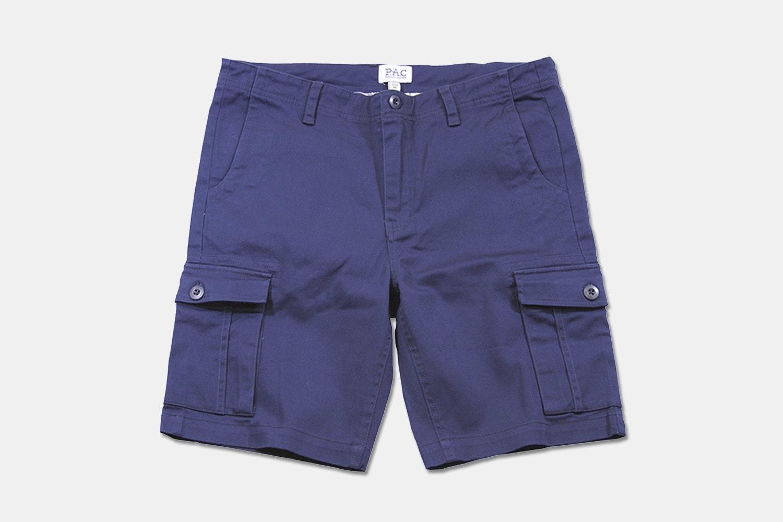 Cargo Shorts – Navy