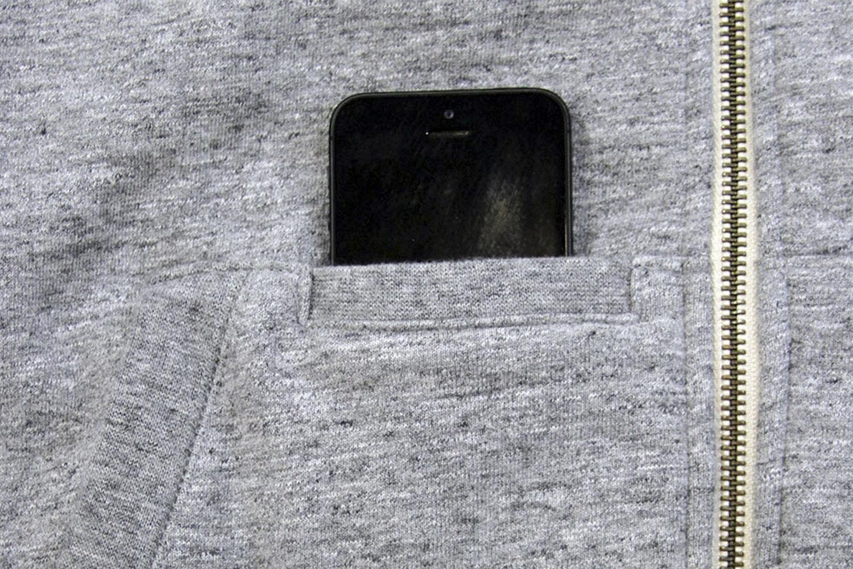 P.A.C. Clothing Everyday Zip Hoodie