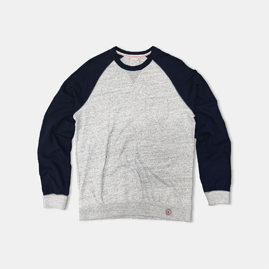P.A.C. Clothing Saturday Crew Pullover