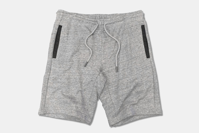 Weekender Shorts - Heather Gray (- $8)