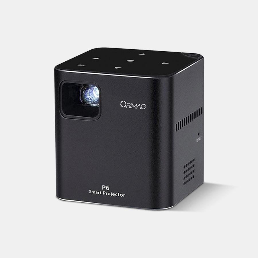 P6 Mini Video Wi-Fi Smart Pico Projector