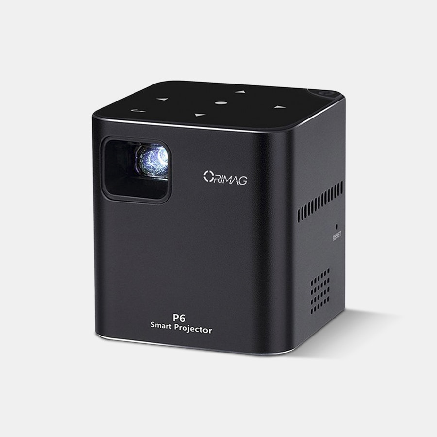 P6 Mini Video Wi-Fi Smart Pico Projector