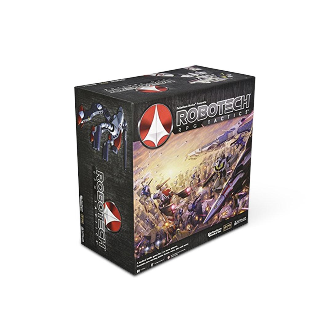 Palladium Books Robotech RPG Tactics Board Game