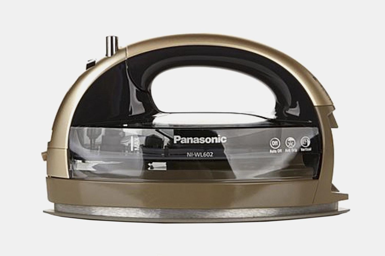 Panasonic 360 Ceramic Plate Cordless Iron