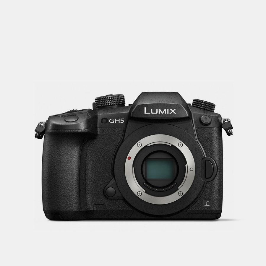 Panasonic Lumix DC-GH5 Camera Body