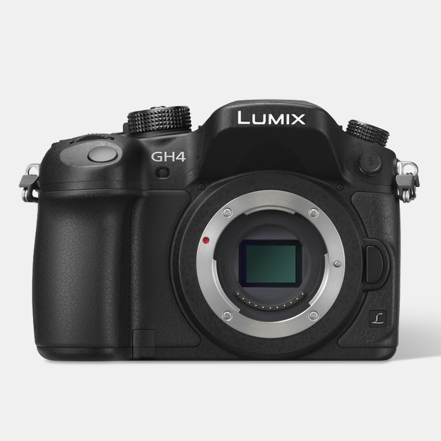 Panasonic Lumix DMC-GH4 Mirrorless Camera