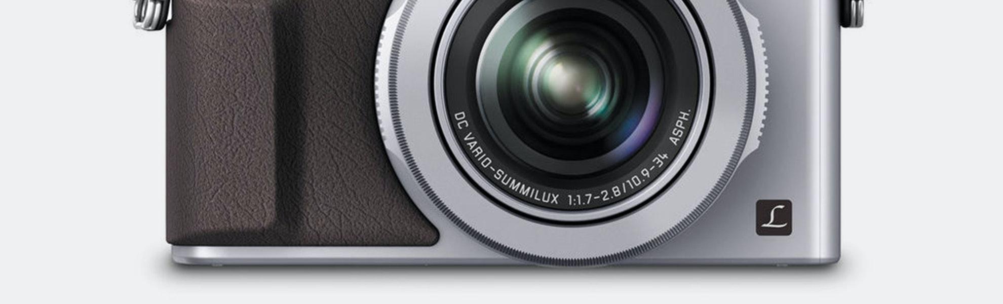 Panasonic Lumix DMC-LX100S 4K Camera