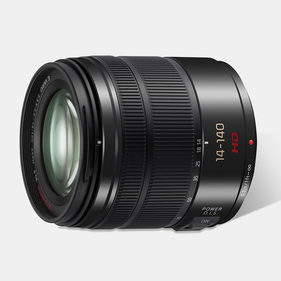 Panasonic Lumix G Vario 14–140mm F3.5–5.6 Lens