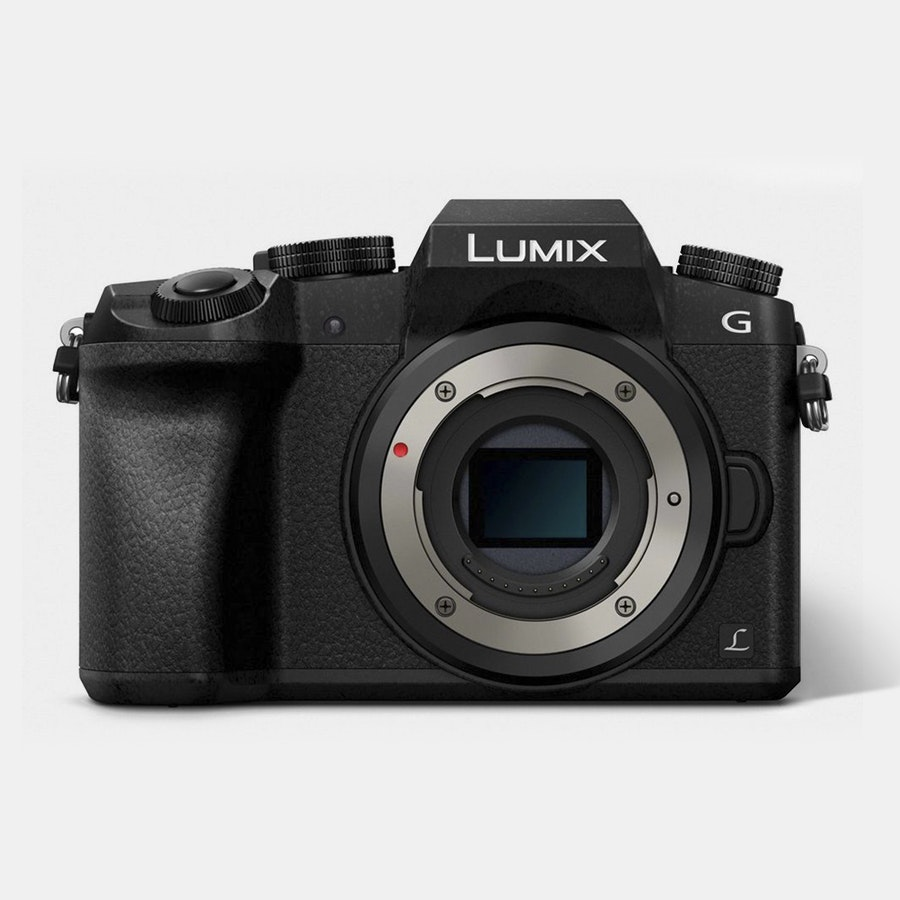 Panasonic LUMIX G7 4K Mirrorless Camera (Body Only)