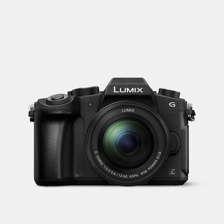 Panasonic LUMIX G85 4K Mirrorless 12-60mm Kit