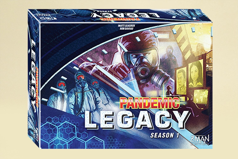 Pandemic Legacy Bundle: Red and Blue Season 1